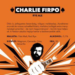 CHARLIE FIRPO