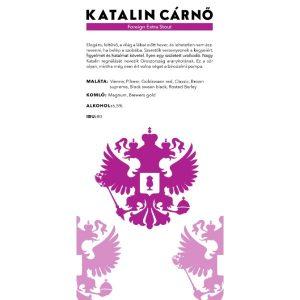 Katalin cárnő