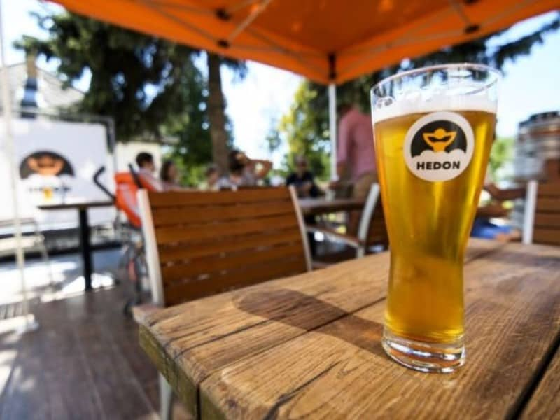 Hedon kézműves sör rendelés
